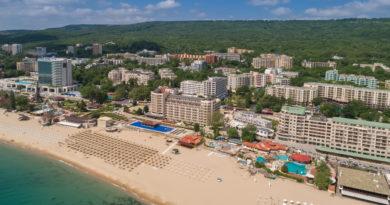 Vacanța în stațiunile de pe litoralul bulgăresc – cele mai frumoase plaje